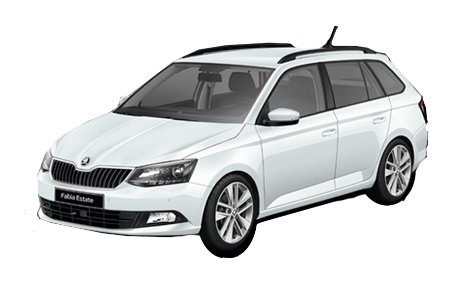 fabia estate automatic