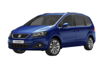 Seat Alhambra 7 seater automatic