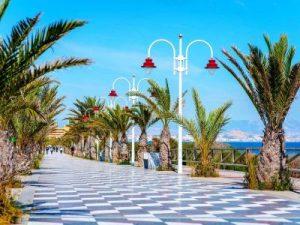 a nice beach near alicante